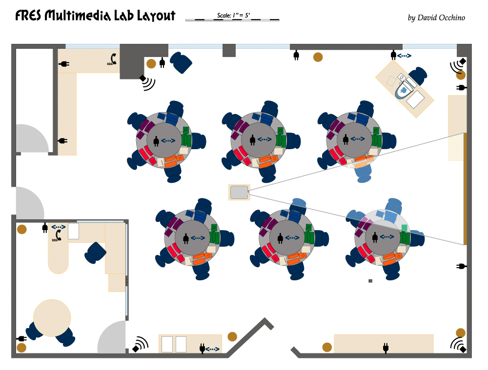 COMPUTER LAB FLOOR PLANS Over 5000 House Plans