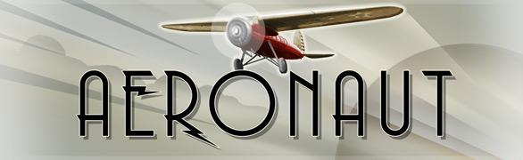 aeronaut   a 1940s art deco