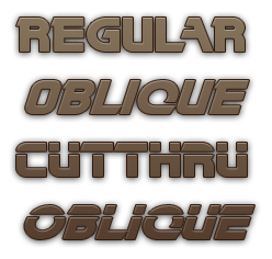 blade runner font blade font from the david occhino typeface
